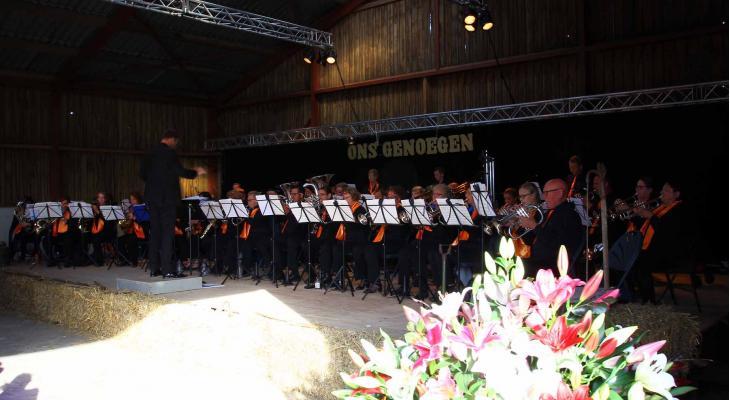Vacature voor dirigent bij Ons Genoegen Wijdenes