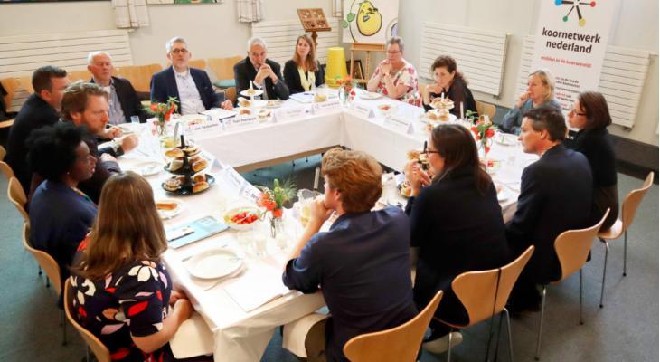 'Het lijkt erop dat het verenigingsleven op de politieke agenda komt te staan'