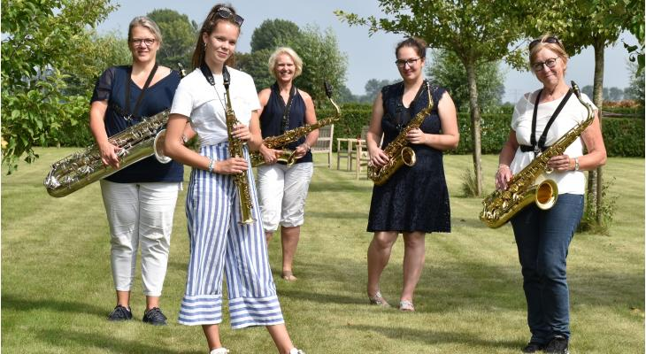 Sax'a'holic: 'Ensemblespel is leerzaam en gezellig'