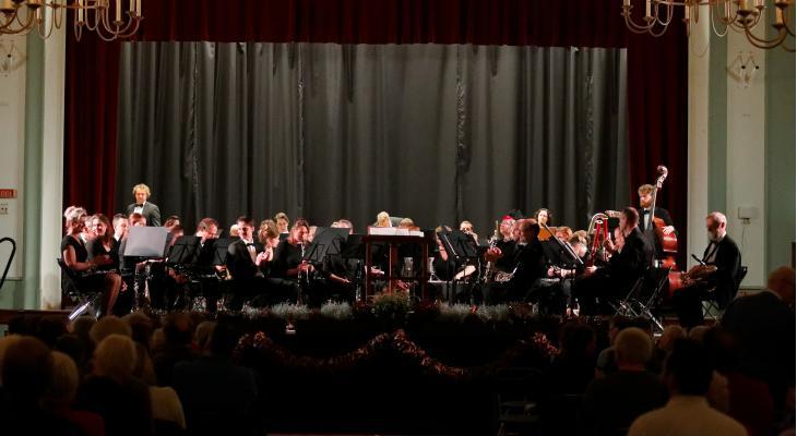 Kerstconcert Odeon Soesterberg met koor Multiple Voice