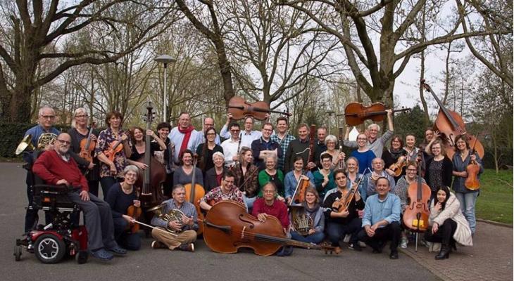 Ad Hoc Orkest Utrecht met Frans programma