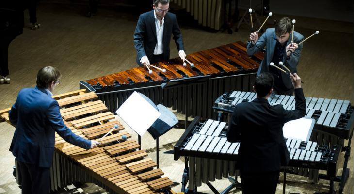 <p>Percussion Friends terug op oude nest met<em> Canto Ostinato</em></p>