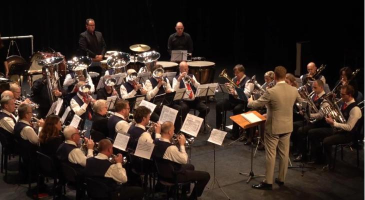 Vijfde divisieorkest Excelsior behaalt hoogste score