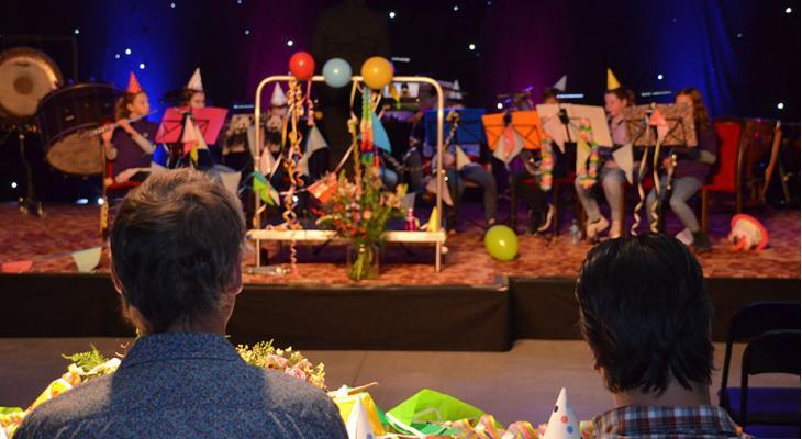 Festival voor jeugdorkesten in Ammerzoden