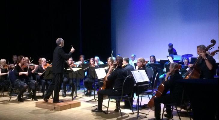 Ridderkerks Symfonieorkest met Franse programma
