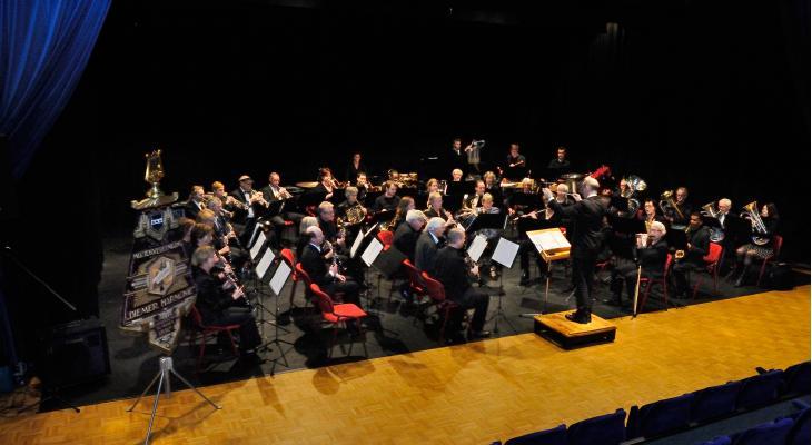 Najaarsconcert door Diemer Harmonie