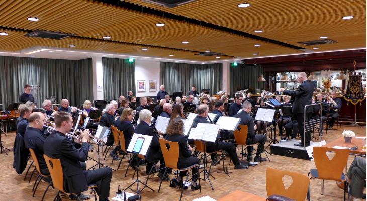 Sint Caecilia Bavel ontmoet oratoriumkoor Cantiqua Concert