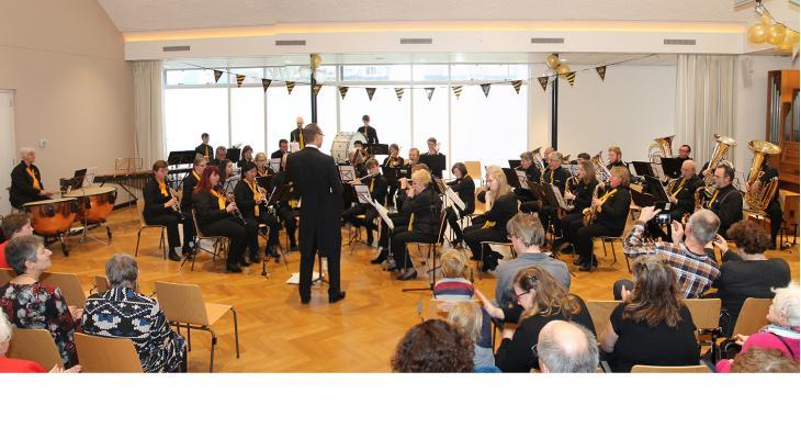 Harmonie Voorschoten zoekt dirigent (m/v)