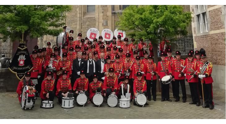 <p>Harmonie Kunst Door Oefening bestaat 120 jaar!</p>