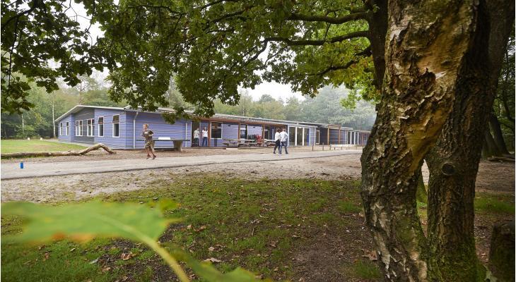 Paasheuvelgroep: traditioneel (muziek)kamp in een modern jasje