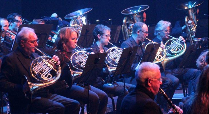 Herfstkleuren door Symfonisch Blaasorkest Gaanderen