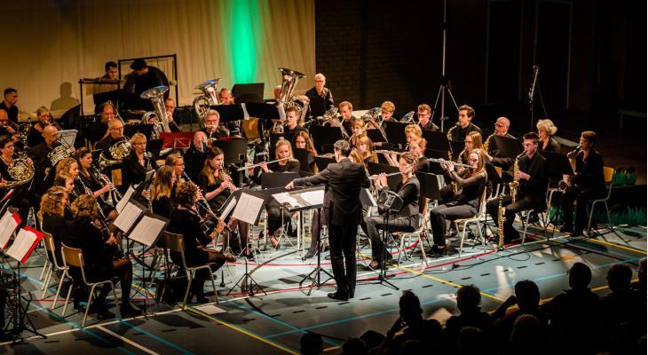Concours in Hoofddorp live op Klankwijzer.tv