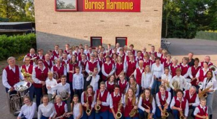 Bornse Harmonie zoekt dirigent