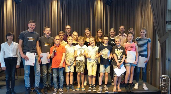 Marimbaspeelster topscorer op solistenconcours Zuid-Holland