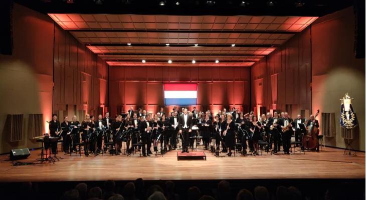 Trio-concert met Limburgse harmonieën