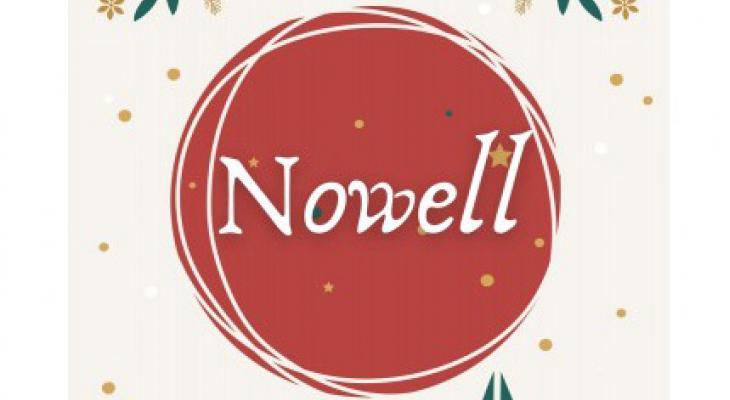 Nowell: dé nieuwe kerstbundel voor de HaFaBra
