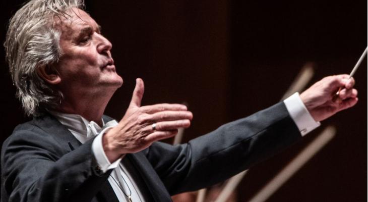 Symfonieorkest speelt werk van blaasmuziekcomponist
