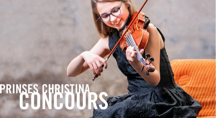 19 talenten in halve finale van het Prinses Christina Concours