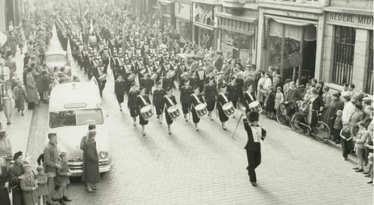 Koninklijke Harmonie 's-Hertogenbosch zoekt oud-leden voor reünie
