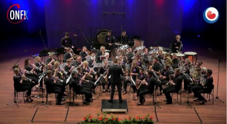 Concert Eens als De Bazuinen klinken!