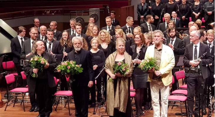 Première van Symfonie nr. 5 van Johan de Meij op NPO Radio4