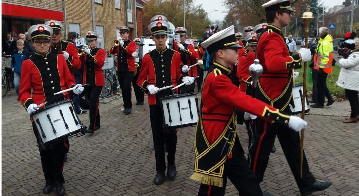 Muziekvereniging Haaglanden zoekt tambour-maître voor marchingband