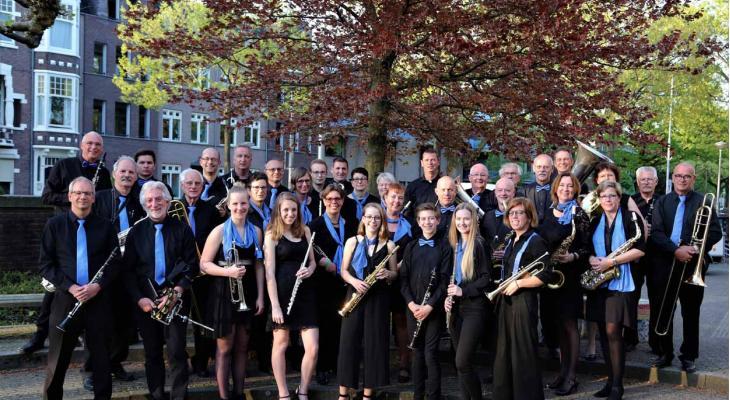 Concerto Primavera door Harmonie Hatert