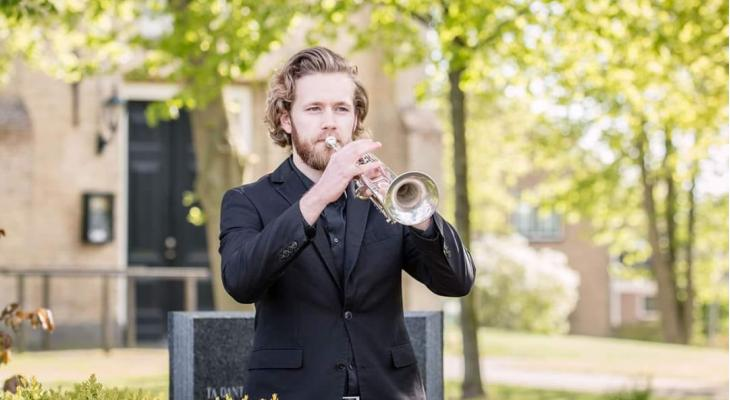 Almer Zijlstra nieuwe dirigent van Pro Rege-B