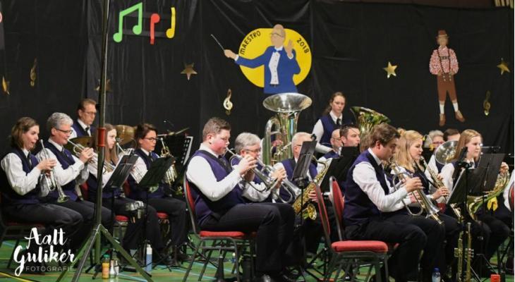 Concordia Nijkerkerveen zoekt dirigent