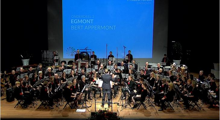 Concours in beeld: Phileutonia speelt Appermont