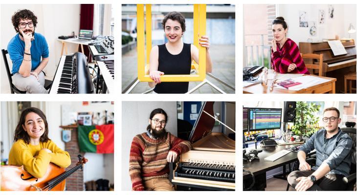 Online Open Dag op het Koninklijk Conservatorium Den Haag