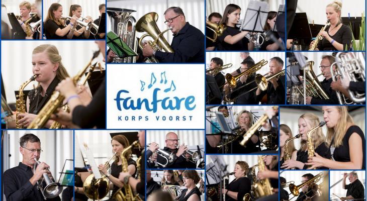 Fanfare Voorst zoekt koperdocent en dirigent voor jeugdorkest