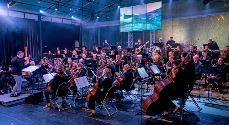 Breda's Festival Orkest speelt Christmas Celebration