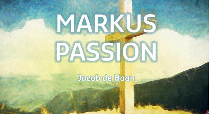 Harmonieversie van Markus Passion in het Twents
