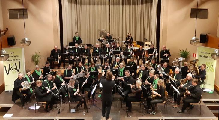 De Verenigde Statievrienden Essen (België) zoekt dirigent