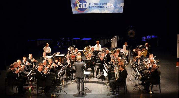 Christelijke brassband Elad zoekt dirigent