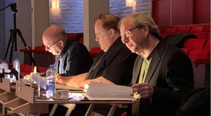 KNMO Klankwijzer evalueert concoursen met juryleden