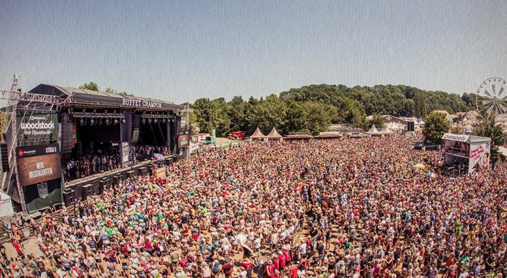 Stem mee: wie wil jij zien op het podium van BLOW! to Woodstock?