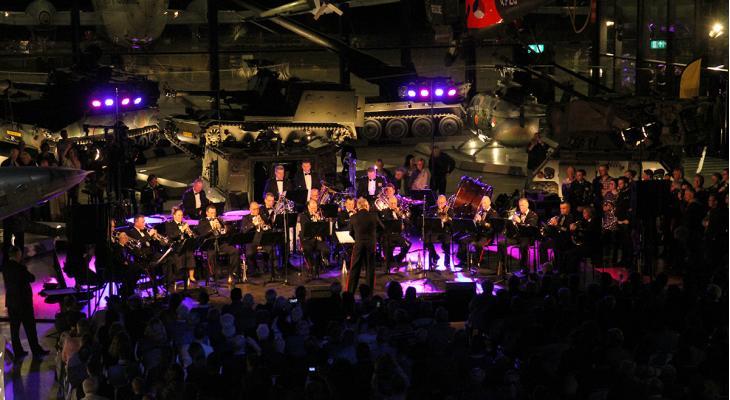 Online editie 'De Nacht van de Militaire Muziek'
