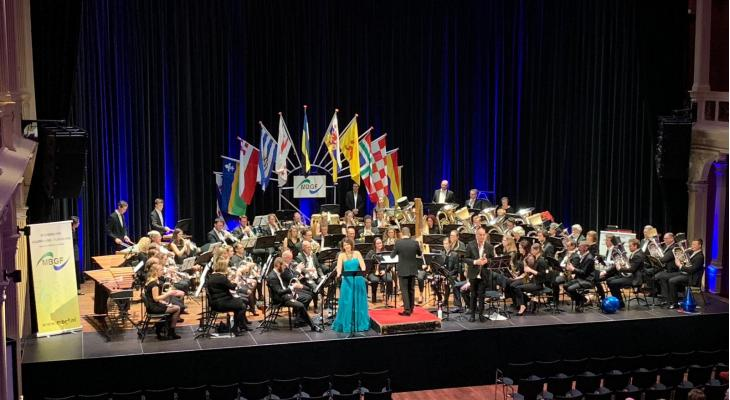 Fanfare Emergo Castricum wint MBGF-concours in Zutphen