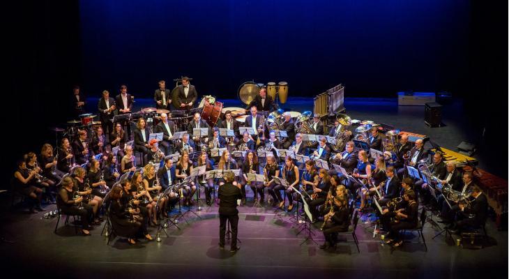 Frysk Fanfare Orkest exporteert fanfare naar Engeland
