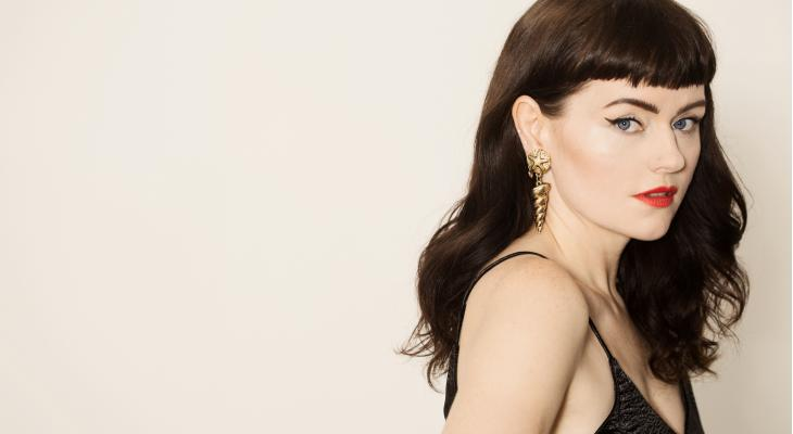 Zangeres Jennie Lena als trekpleister op uw concert