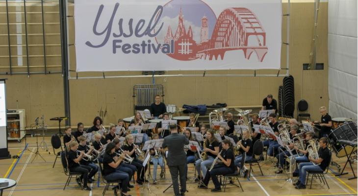 Inschrijving voor IJssel-jeugdfestival 2021 is geopend