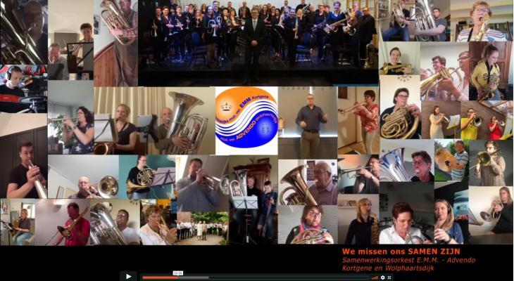 Onlinewedstrijd: EMM-Advendo wint workshop lichte muziek