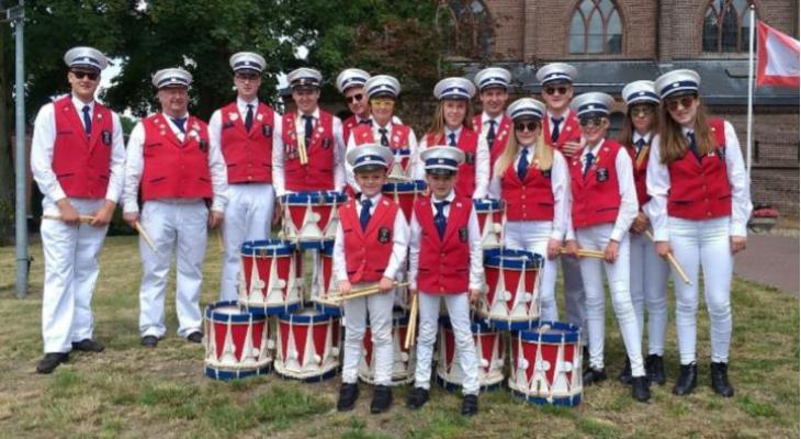 Trommelaars gezocht voor Nationaal Tamboer Record