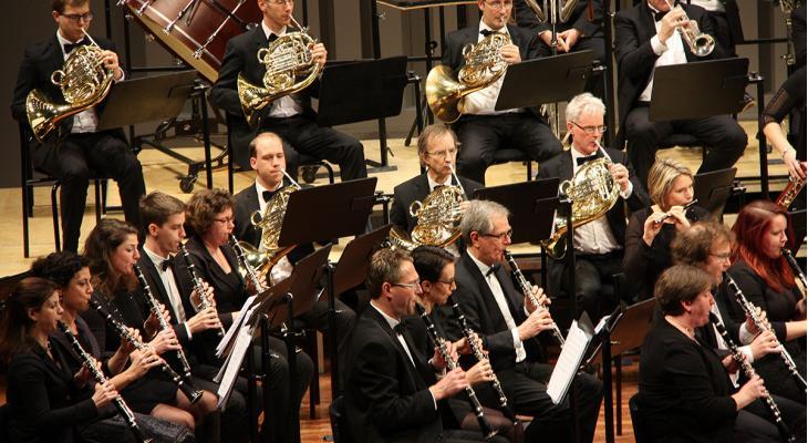Tienjarig Orkest Zuid met The Queen Symphony