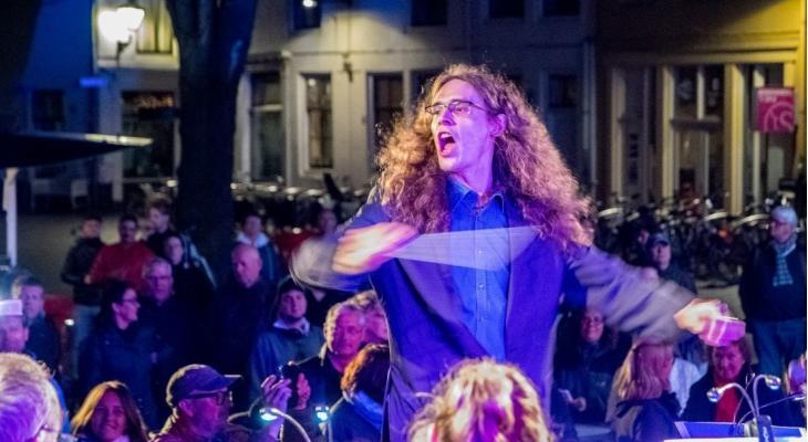 Ward de Ketelaere nieuwe dirigent Altena Brass