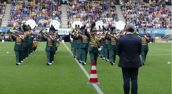 Nederlandse verenigingen naar 6e Deutsches Musikfest