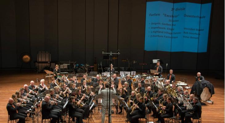 Excelsior Ouwsterhaule zoekt dirigent