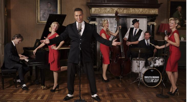 Euphonia Wolvega met The Tiny Little Bigband and The Triolettes